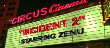Incident 2 starring Zenu. Free popcorn!